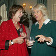 Penelope Wilton The Duchess Of Cornwall Hosts Reception At Clarence House