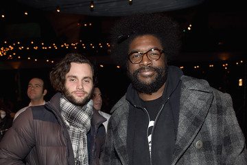 Penn Badgley 'Girls' Season 4 Premiere Afterparty