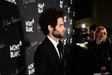 Penn Badgley Montblanc Celebrates 90 Years of the Iconic Meisterstuck