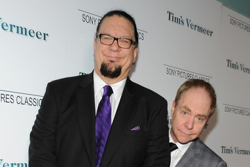 Penn Jillette 'Tim's Vermeer' Premieres in Hollywood