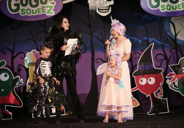 GoGo squeeZ GoGoWeen Halloween Launch Event