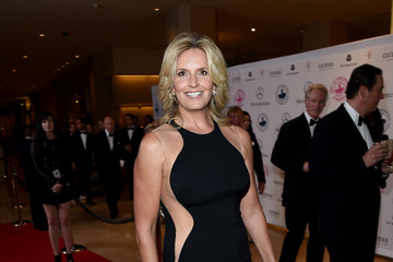 Penny Lancaster 2014 Carousel of Hope Ball Presented by Mercedes-Benz - Red Carpet