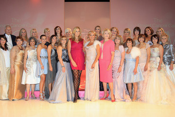 Diana Moran Penny Lancaster Photocall: Breast Cancer Care 2010