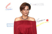 """Alexandra Billings attends the Penny Lane Centers Of Southern California's 50th Anniversary """"Voices Of Our Children"""" Celebration And Fundraiser Gala at Loews Hollywood Hotel on October 18, 2019 in Hollywood, California."""