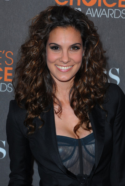 Daniela Ruah Actress Daniela Ruah arrives at the People 39s Choice Awards 2010