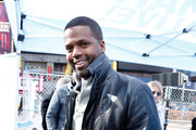 """TV Personality A. J. Calloway attends People Celebrates Iconic """"Sexiest Man Alive"""" Issue in Times Square on November 20, 2013 in New York City."""