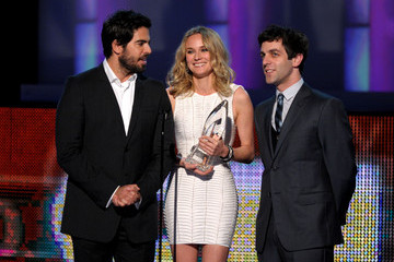 Diane Kruger Eli Roth People's Choice Awards 2010 - Show