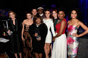 Ellen Pompeo and Kelly McCreary Photos Photo