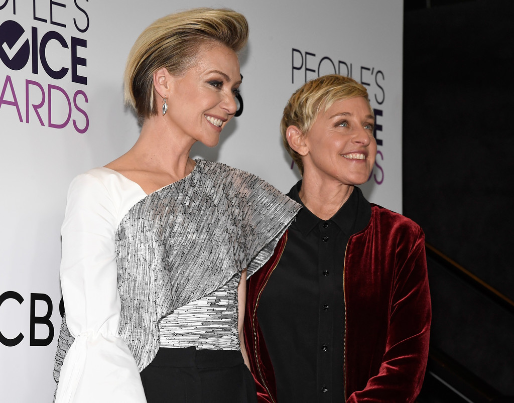 Portia de Rossi Photos Photos - People's Choice Awards ...