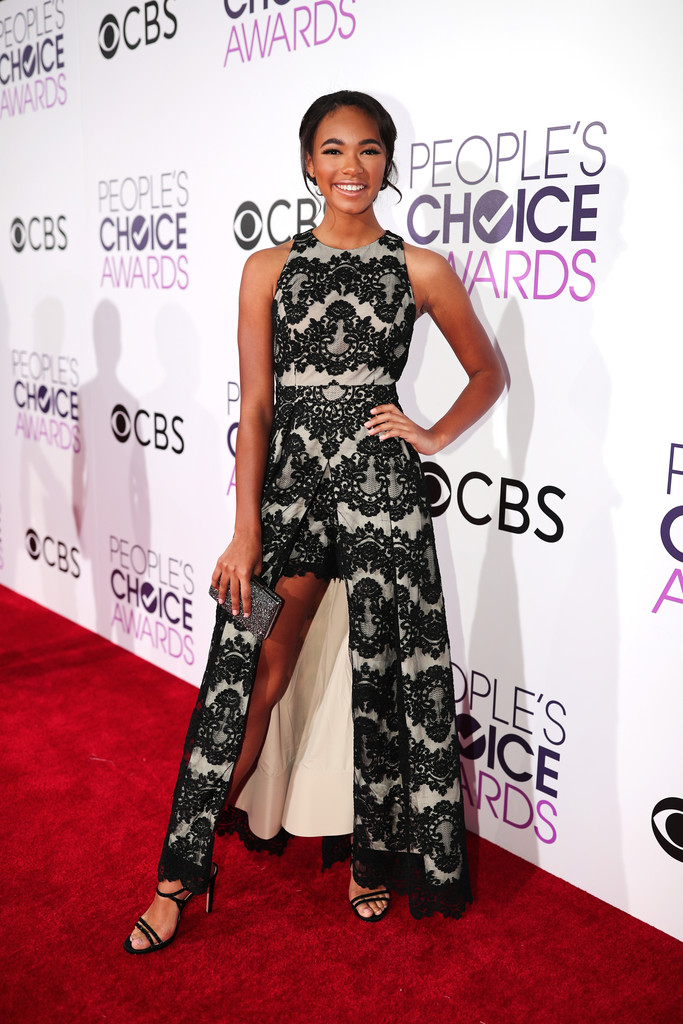 Fashion week Choice peoples awards red carpet wrap up for lady