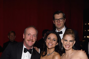 (L-R) Actors Matt Walsh, Julia Louis-Dreyfus, Timothy Simons and Anna Chlumsky attend People and EIF's Annual Screen Actors Guild Awards Gala at The Shrine Auditorium on January 30, 2016 in Los Angeles, California.