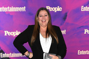 Camryn Manheim attends the People & Entertainment Weekly 2019 Upfronts at Union Park on May 13, 2019 in New York City.