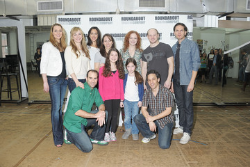 "Shannon Lewis ""The People In The Picture"" Cast Photocall"