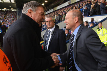 Pepe Mel West Bromwich Albion v West Ham United - Premier League