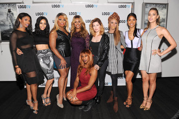 Peppermint 'Laverne Cox Presents: The T Word' Screening