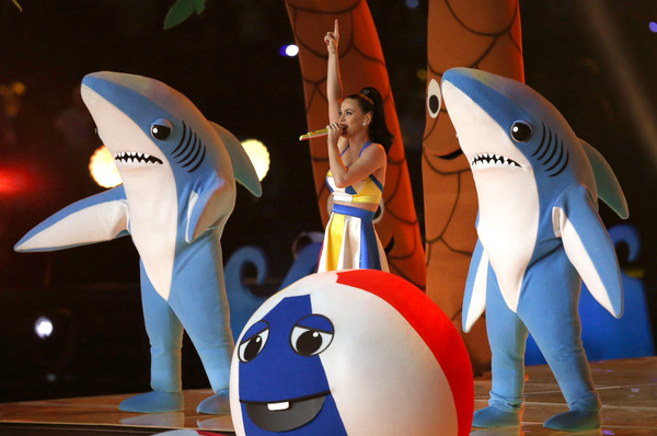 The Top 7 Moments from Katy Perry's Super Bowl Halftime Show