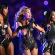 Beyonce Knowles and Michelle Williams (singer) Photos