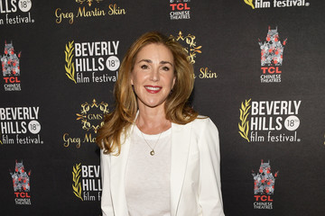 Peri Gilpin 18th Annual International Beverly Hills Film Festival - Opening Night Gala Premiere Of 'Benjamin' - Arrivals