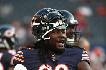 Pernell McPhee Cleveland Browns v Chicago Bears