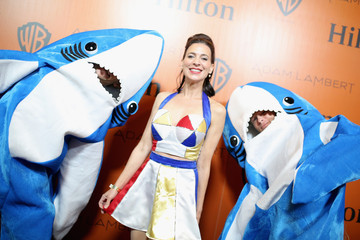 Perrey Reeves Hilton@PLAY Hosts Adam Lambert's Ghost Town Halloween Party At The Beverly Hilton