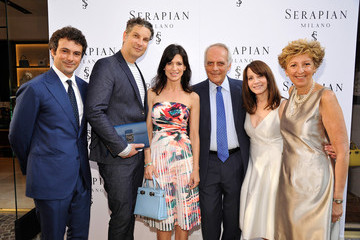 Perrey Reeves Serapian Milano Opens First Store in U.S.