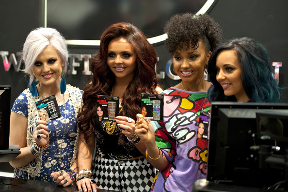 Little Mix Launch New Nail