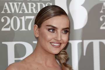 Perrie Edwards The BRIT Awards 2017 - Red Carpet Arrivals