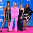 Perrie Louise Edwards MTV EMAs 2018 - Red Carpet Arrivals