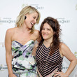 Tracey Cunningham and Ali Larter