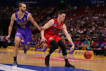 Perry Ellis NBL Rd 13 - Sydney v Perth