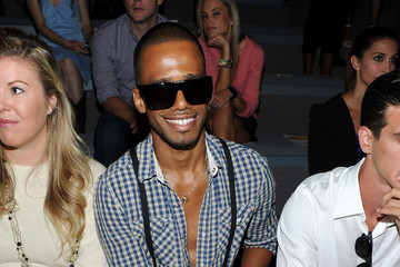 Eric West Perry Ellis - Front Row - Spring 2012 Mercedes-Benz Fashion Week