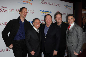 Pete Docter 'Saving Mr. Banks' Premieres in Burbank — Part 3