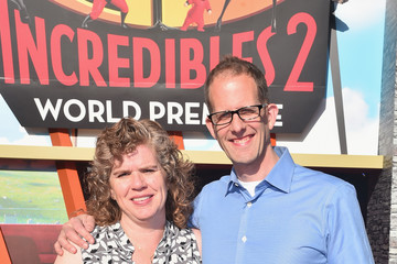 Pete Docter World Premiere Of Disney-Pixar's 'Incredibles 2'