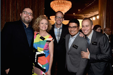 Pete Docter 88th Annual Academy Awards Nominee Luncheon - Inside