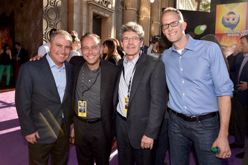 Pete Docter Premiere of Disney-Pixar's 'Inside Out' - Red Carpet