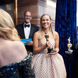 Pete Docter 93rd Annual Academy Awards - Backstage