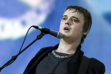 Pete Doherty British Summer Time 2014 - July 5th