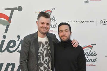 Pete Wentz Steven Tyler And Live Nation Presents Inaugural Gala Benefitting Janie's Fund - Arrivals