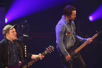Pete Wentz iHeartRadio Album Release Party With Fall Out Boy at The iHeartRadio Theater