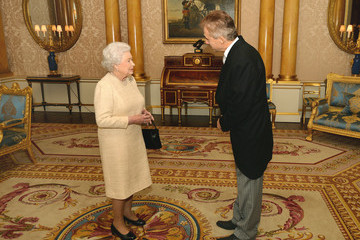 Peter Ammon Credentials Presented at Buckingham Palace
