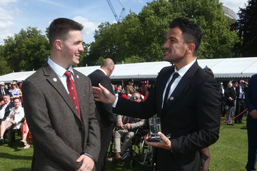 Peter Andre The Not Forgotten Association Annual Garden Party
