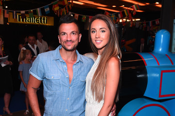 Peter Andre 'Thomas The Tank Engine' Premiere - Arrivals