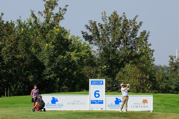 Peter Baker European Tour Properties Senior Classic - Day One