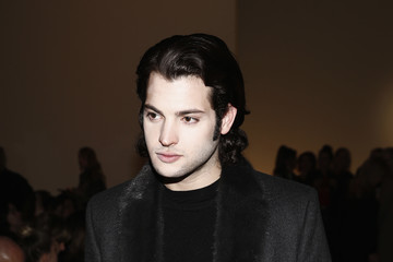 Peter Brant Jr. Dennis Basso - Front Row - February 2019 - New York Fashion Week