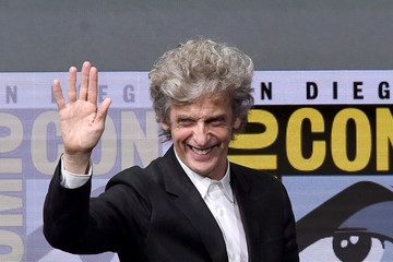 Peter Capaldi Comic-Con International 2017 - 'Doctor Who' BBC America Official Panel