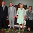 Peter Cosgrove Prince Of Wales And Duchess Of Cornwall Visit Queensland - Day 1