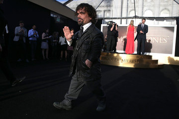 Peter Dinklage San Francisco Premiere of 'Game Of Thrones' Season 5 - Red Carpet