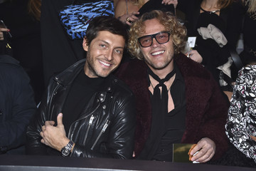 Peter Dundas 2016 Victoria's Secret Fashion Show in Paris - Front Row