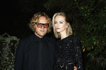 Peter Dundas Stars at the 'Mademoiselle C' Cocktail Party