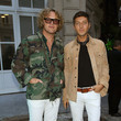 Peter Dundas Fashion Tech Lab Launch Event Hosted By Miroslova Duma and Stella McCartney - PFW Spring And Summer 2018